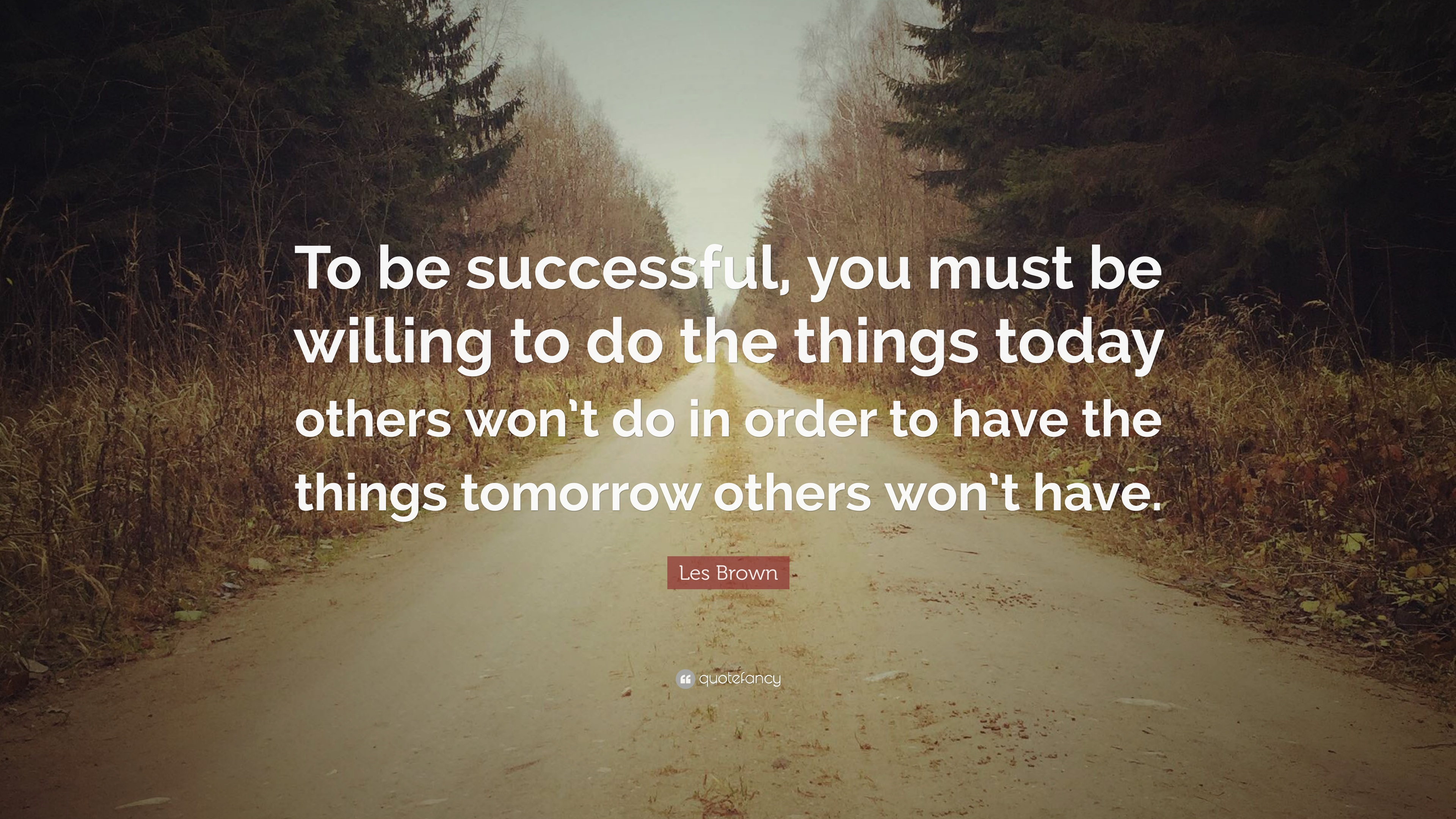 64331-Les-Brown-Quote-To-be-successful-you-must-be-willing-to-do-the