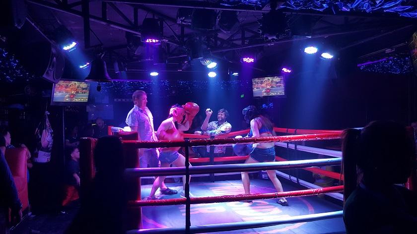 Pic 5 Ladies Boxing