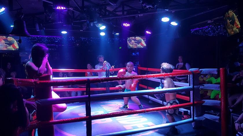 Pic 7 Midget boxing