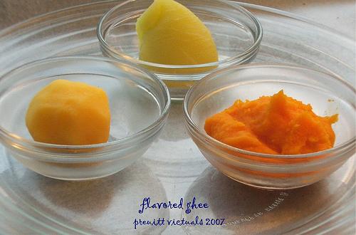 flavoured ghee