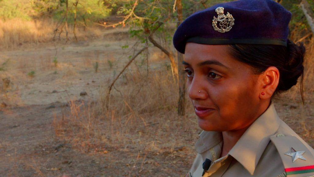 gir forest ranger female