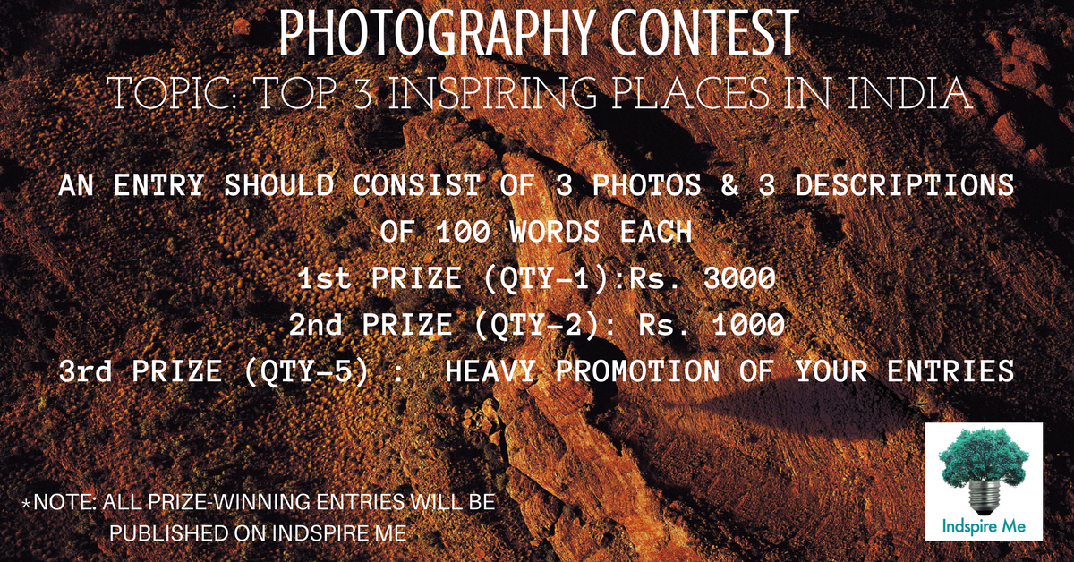 PHOTOGRAPHY COMPEITION