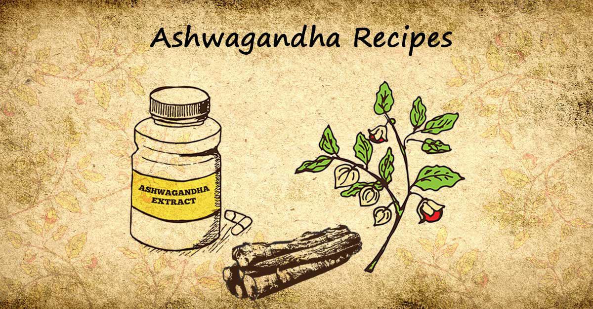 Ashwagandha-Recipes