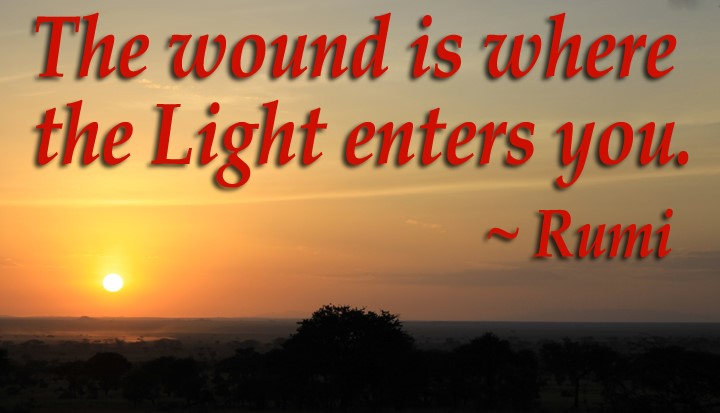 10 Rumi Quotes Ancient Wisdom For Today S Happiness: 10 Rumi Quotes On Healing: Inspiring Quotes That Will