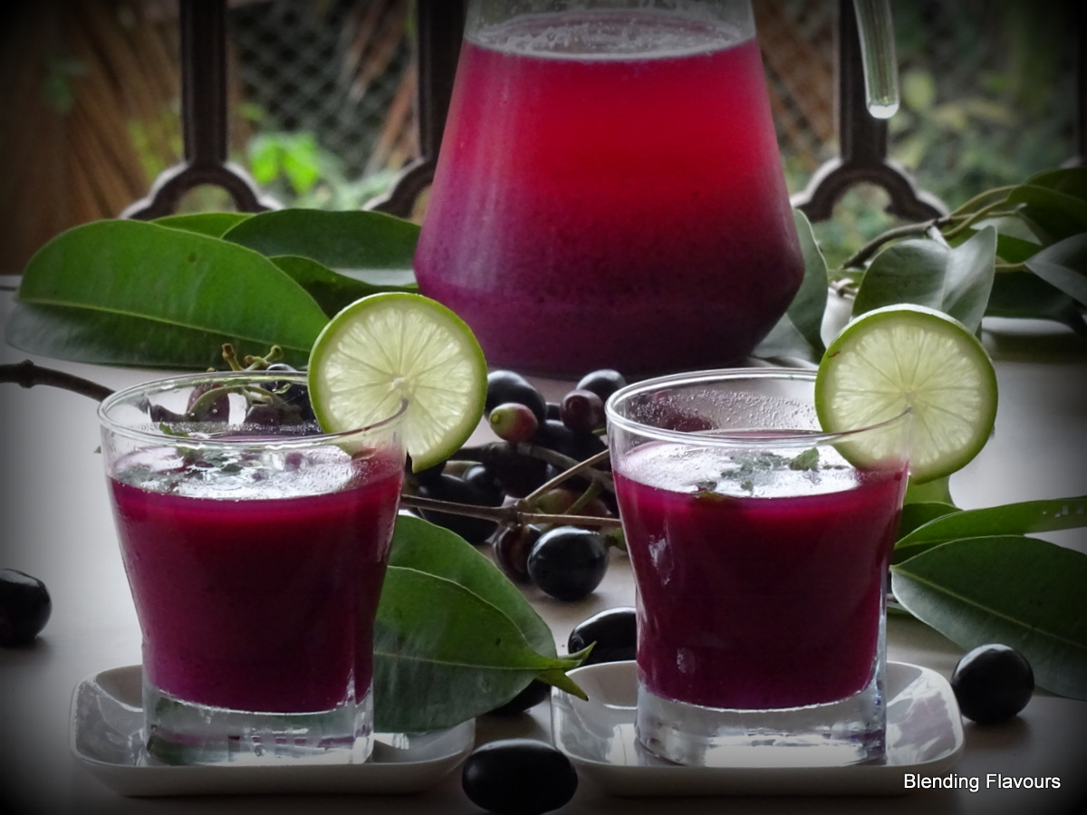 jamun fruit seeds