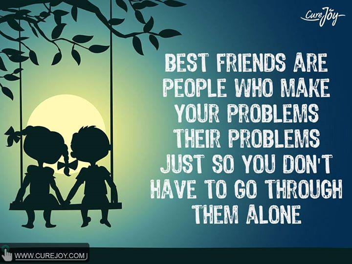 short friendship quotes for best friends forever