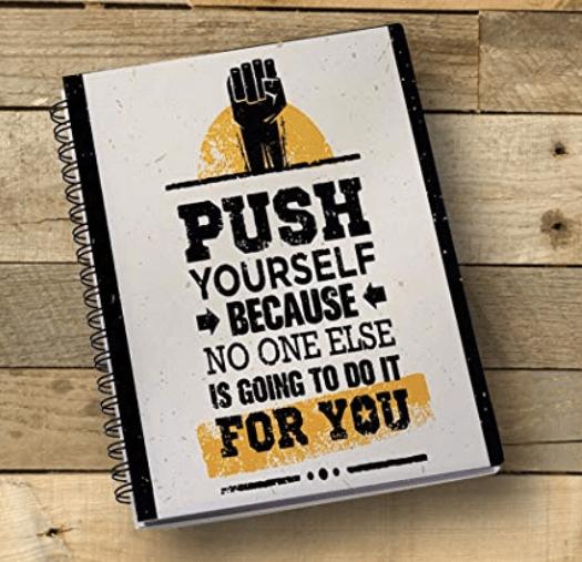 Motivational Gifts Journal Notebook-min